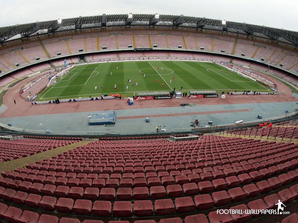 容量第三大的足球场