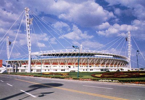 长春市经济开发区体育场