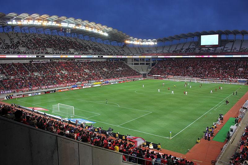 鹿岛球场(kashima stadium)简介