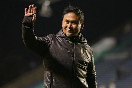 前日本女足冠军教练出任大宫松鼠顾.