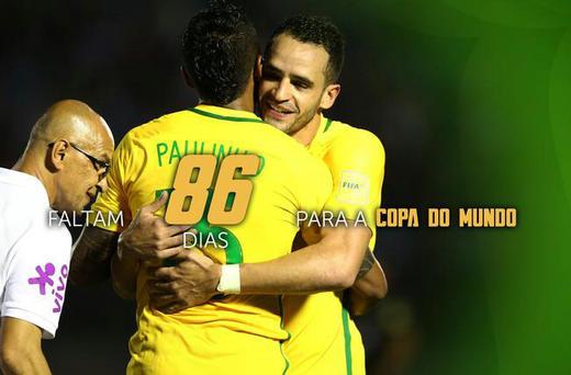 巴西发中国风世界杯海报!保利尼奥 中超名将领衔