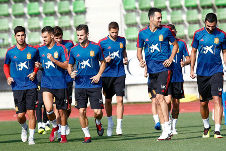 西班牙国家队公布球员号码