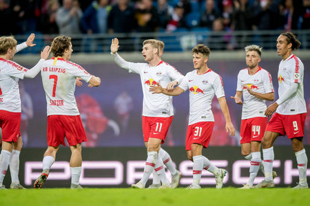 莱比锡红牛创队史最大比分德甲胜利