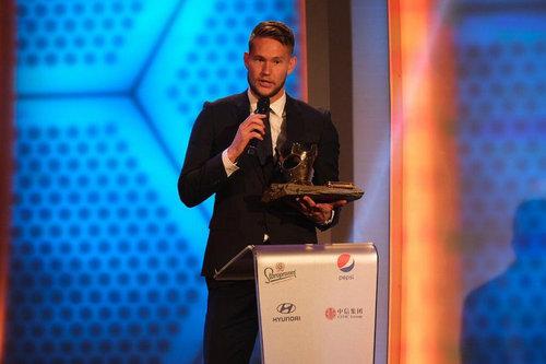 塞维利亚门将获捷克足球先生