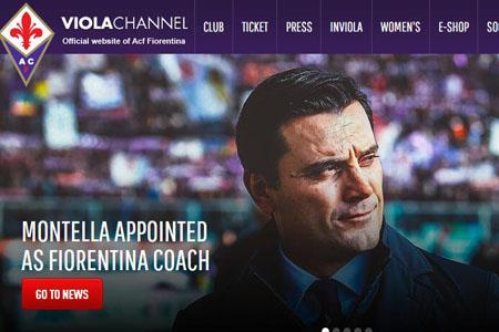 佛罗伦萨官宣蒙特拉重回球队执教