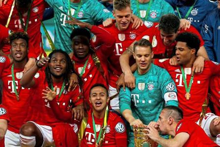 德国杯第二轮抽签:拜仁客战波鸿