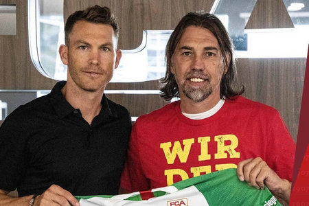 奥格斯堡签下瑞士老将利希施泰纳