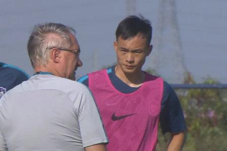 天津媒体曝刘若钒将加盟天津泰达